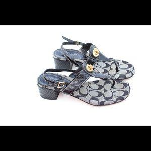 Coach Helaina sandals